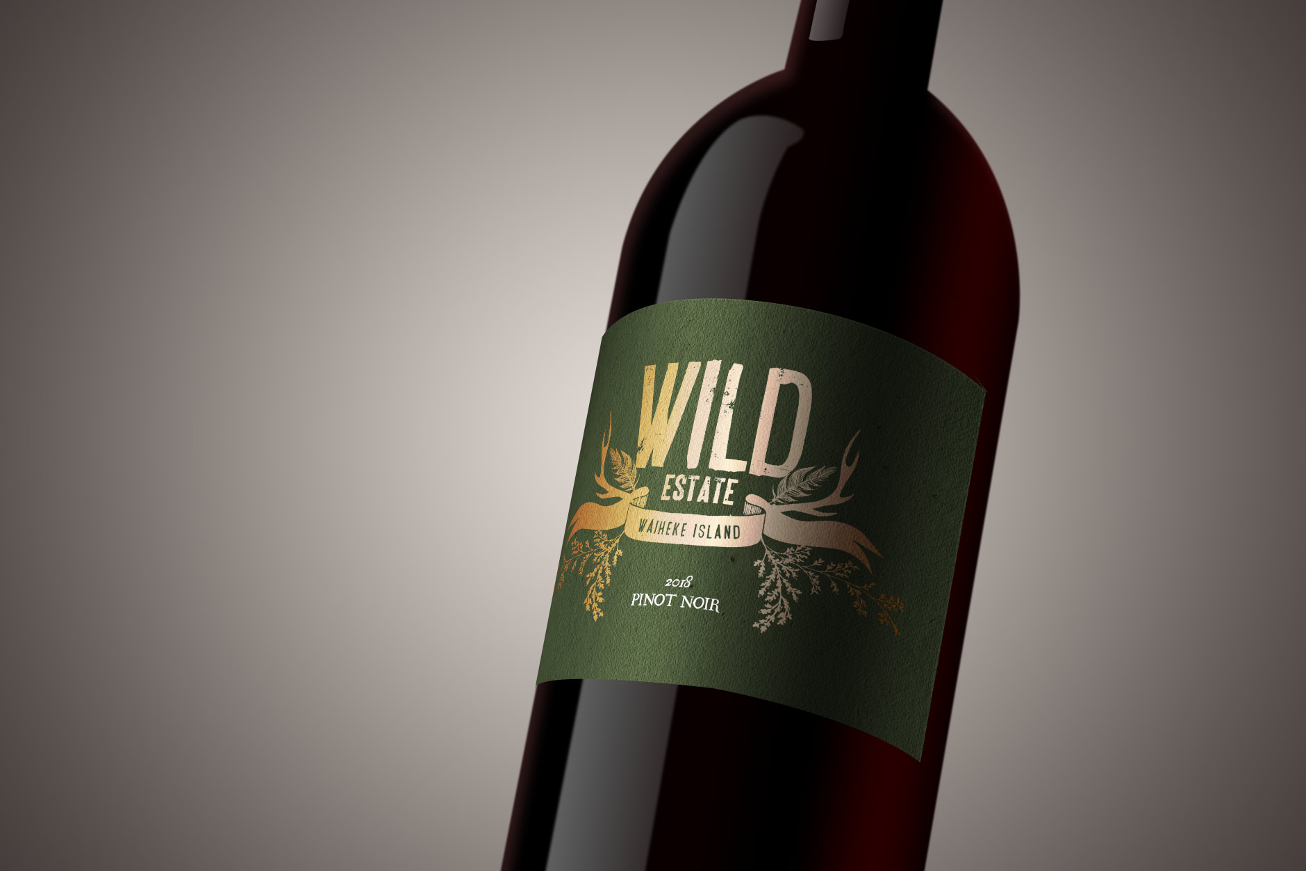 Wild Estate wine
