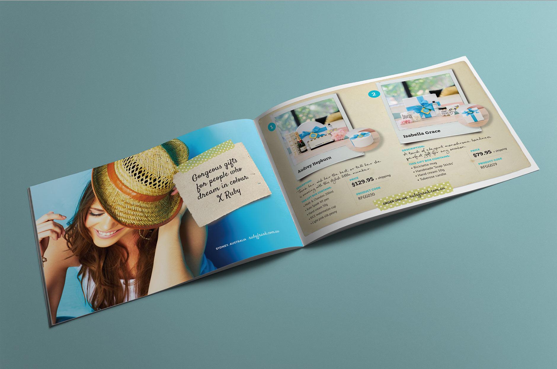 Ruby Frak brochure