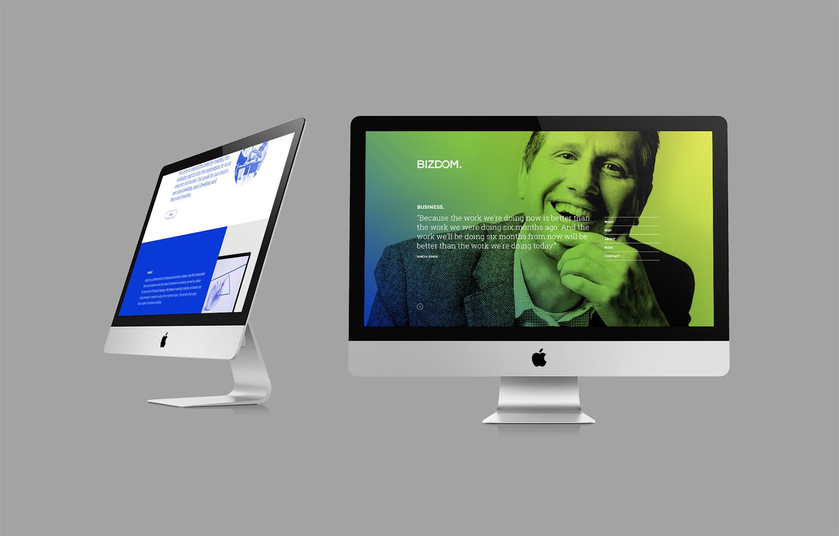 Bizdom Website
